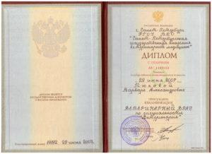 Тюкова Варвара Александровна