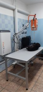 кабинет рентгендиагностики